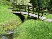 Česká Třebová, park Javorka