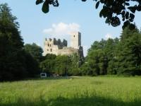 Zřícenina hradu Rokštejna