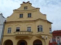 Pelhřimov - Fárův dům