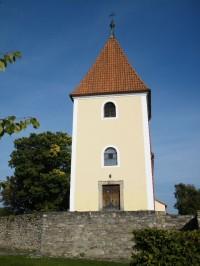 kostel v Chanovicích