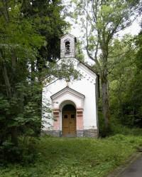 kaplička pod Hojsovou Stráží