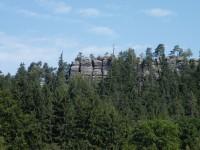 skalní hrad
