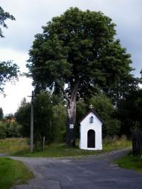 kaplička v Horní Blatné
