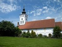 koutecký kostel