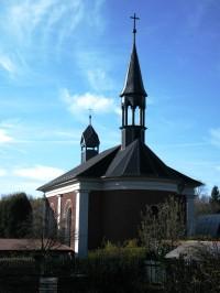 kostelík ve Vlčí Hoře