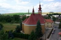 Farní kostel sv. Havla Dřevohostice