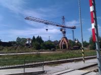Slavonice - Dřevařské závody