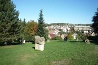Sochařský park v Hpřicích