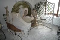 Expozice historicjkých kočárků