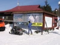 Okolo Zmrzlého -březen 2012