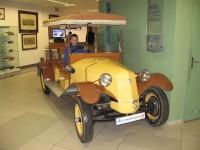 Kopřivnice - Technické muzeum Tatra - květen 2012