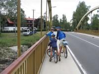 Morávka - most
