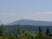 Pohled na Radhošť