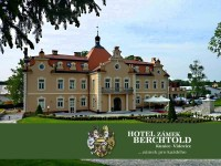 Od 3.6. 2011 je zde otevřen *** HOTEL zámek BERCHTOLD
