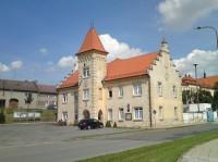 Barokní radnice z roku 1771