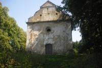 Kaple Sv.Rochuse,kterou potkáme cestou.