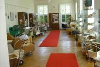 Náměšť na Hané-výstava kočárků
