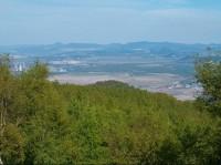 Panorama: Pohled na České středohoří