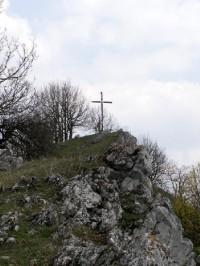 Vysoká - vrchol