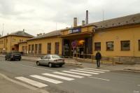 Vsetín - vlakové nádraží