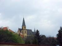 kostel sv. Apolináře na Větrově