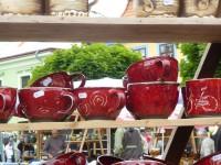 Tradiční keramický den v Kostelci nad Černými lesy - 27. ročník