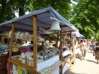 Výlet do Kostelce nad Černými lesy na Tradiční keramický den - 28. ročník