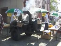řemeslný trh - 1. ročník - občerstvení