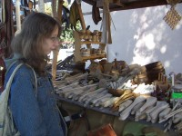 řemeslný trh - 1. ročník