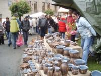 Černokostelecké keramické trhy - rok 2009