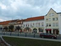 Poděbrady - Jiřího náměstí
