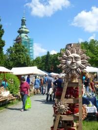 Tradiční keramický den v Kostelci nad Černými lesy - 26. ročník