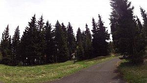 Z Ostrova přes Jáchymov na Klínovec a Plešivec