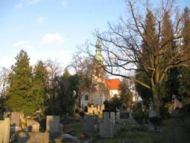 Zbraslav, kostel sv. Havla