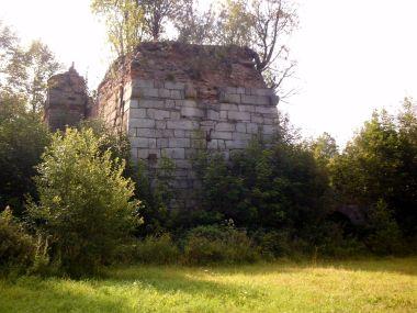 Bývalá Vysoká pec