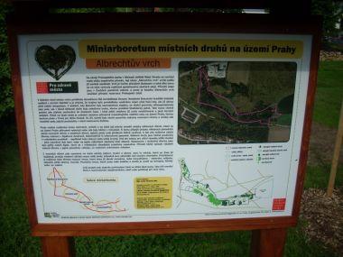 Arboretum Albrechtův vrch