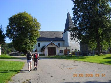 Kostel Nicov