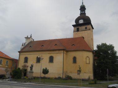 KOstel Unhošť