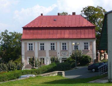dům Jindřicha Šimona Baara s jeho muzeem
