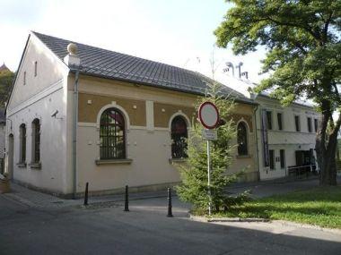 Synagoga a židovské muzeum v Osvětimi: Dnešní podoba synagogy a Centra.