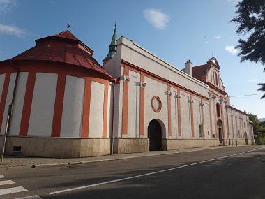 Nový Jičín kaple Bolestné Panny Marie