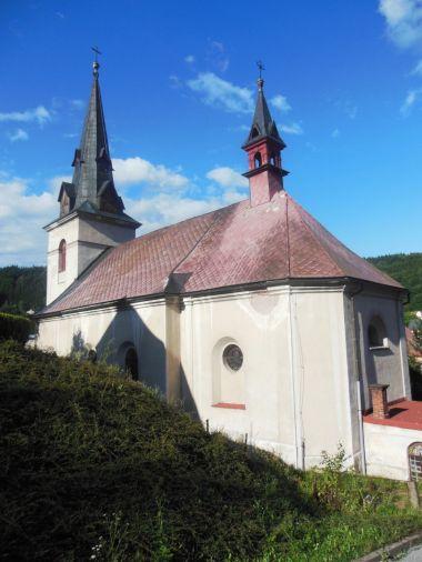 kostol sv. Jana s Nepomuku