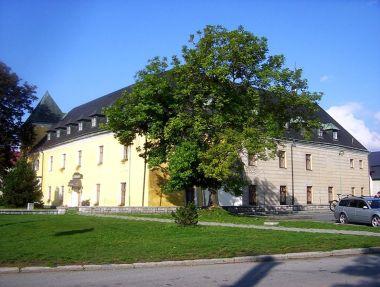 Velká Bystřice- hotel Zámek-Foto:Ulrych Mir.