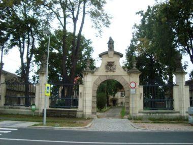 Nové Dvory u Kutné Hory-bývalý dominikánský klášter-Foto:Ulrych Mir.