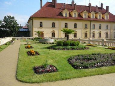 Střešní zahrada v Lipníku n. B.