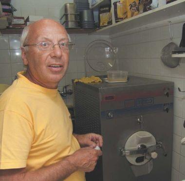 Pavel Kohout, vedoucí a šéfkuchař podniku