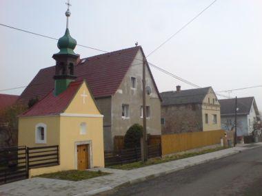 Juchtová kaple