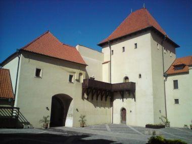 Hrad jako muzeum