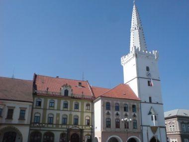 Bílá radniční věž