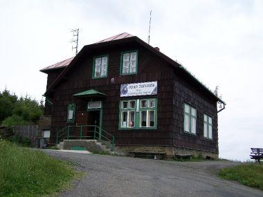 Chata na Velkém Javorníku